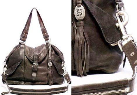 Olivia Harris Handbags Tzoid Satchel