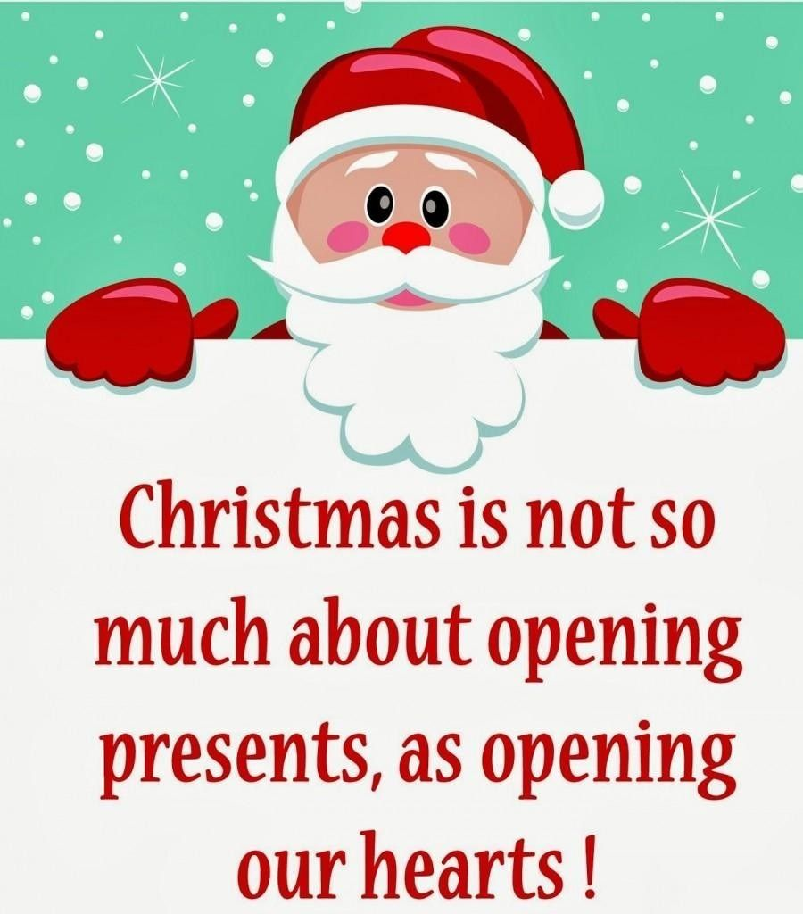Merry Christmas card saying | From the heart | Pinterest | Navidad ...