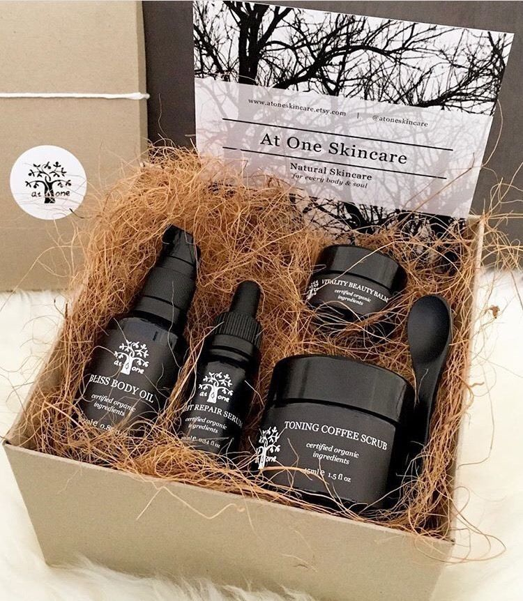 """""""At One Skincare is an Australian artisan brand offering"""