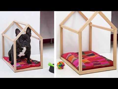 Hundebett selber bauen – 4 tolle Ideen aus Holz Hundeblog MeinHund24