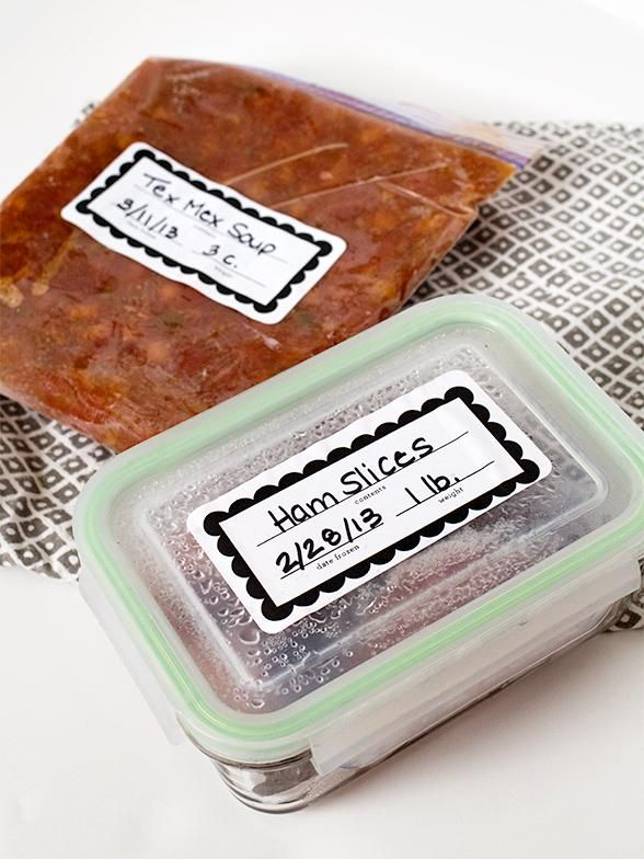 pretty id labels for freezing food avery 15513 weatherproof labels