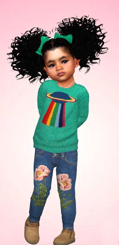 Gucci Outfit For Toddler Sims 4 Pinterest Gucci