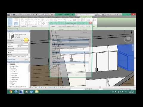 How To Create A Kitchen In Revit Architecture Revit Architecture Architecture Program Architecture