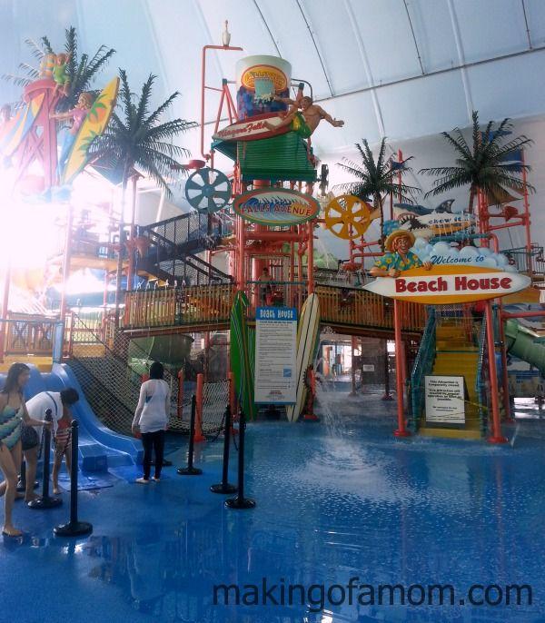 Fallsview Indoor Waterpark Niagara Falls Niagara Falls Autumn