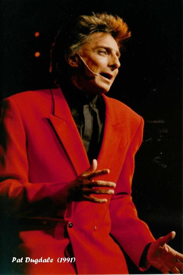 Barry Manilow Love On Ice Tour
