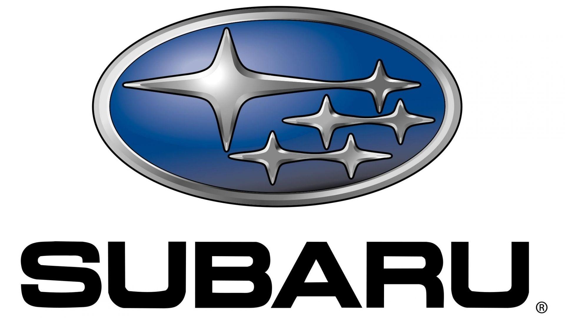 Subaru Car Brand Logo 1920×1080   automerken logo's ...