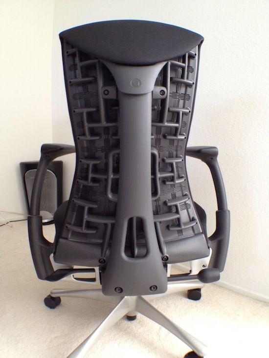 Perfect Herman Miller Embody Chair