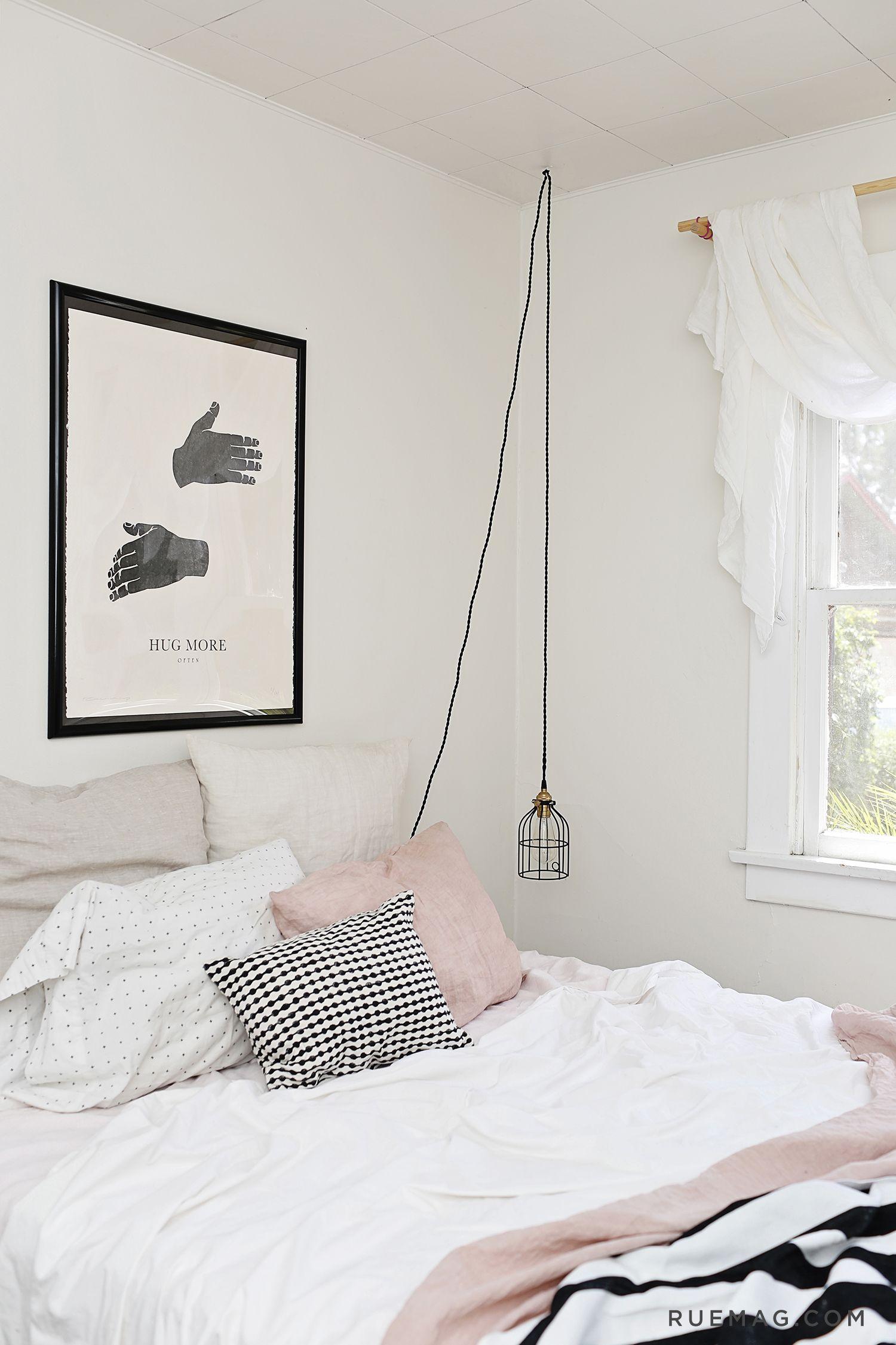 Anne Sage S Home Tour Sage Living Home Bedroom Minimalist Bedroom Decor Aesthetic Bedroom