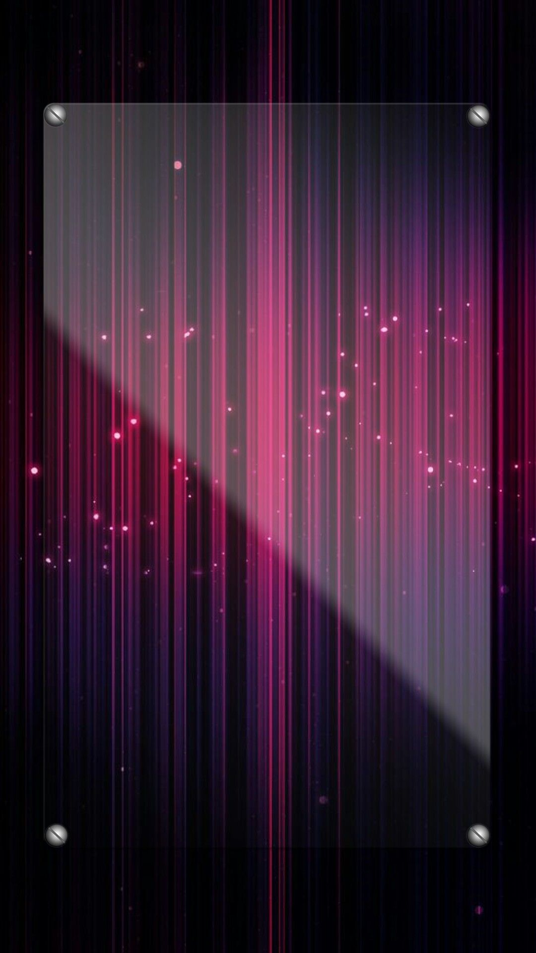 Pink and Purple Strobe Lights Wallpaper *Abstract and
