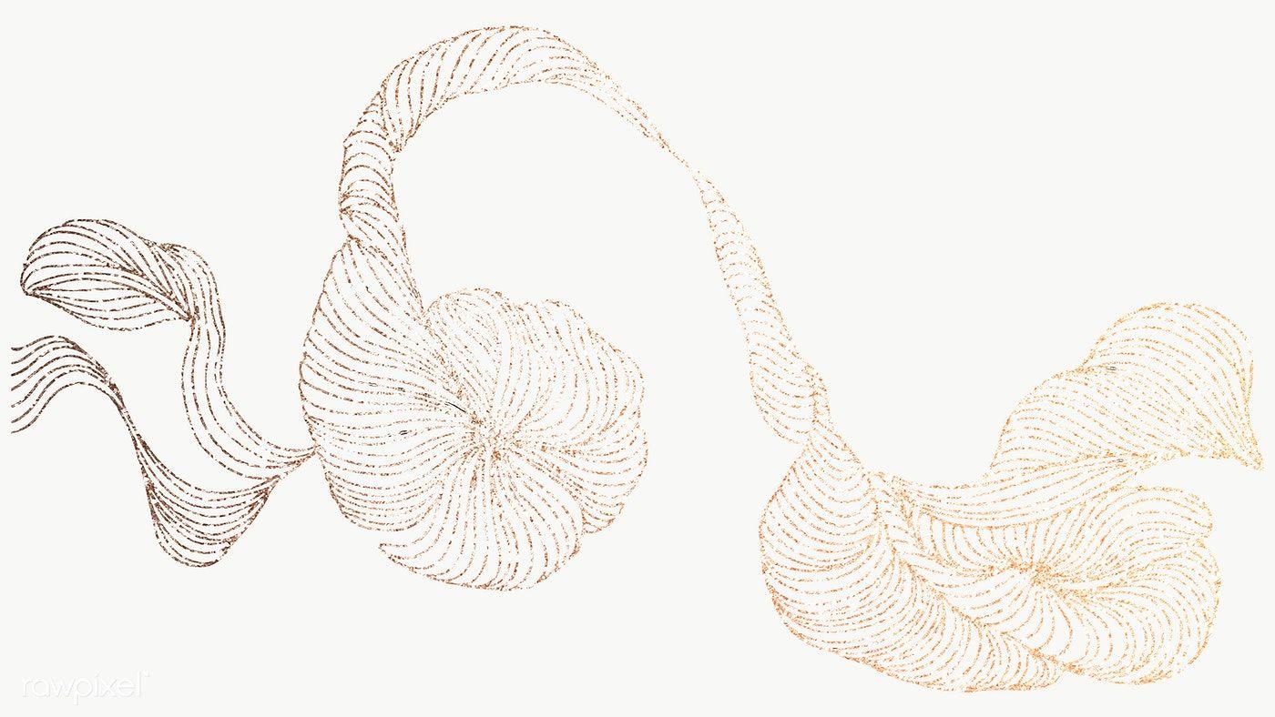 Download Premium Png Of Golden Swirly Abstract Art Design Wallpaper Art Design Designer Wallpaper Abstract
