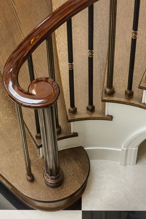 Cast Bronze Railing | Historical art, Railing design ...