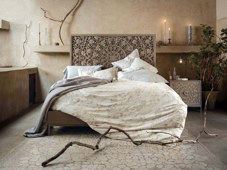 Mandara Bed Arhaus Furniture Modern Boho In 2019 Luxury