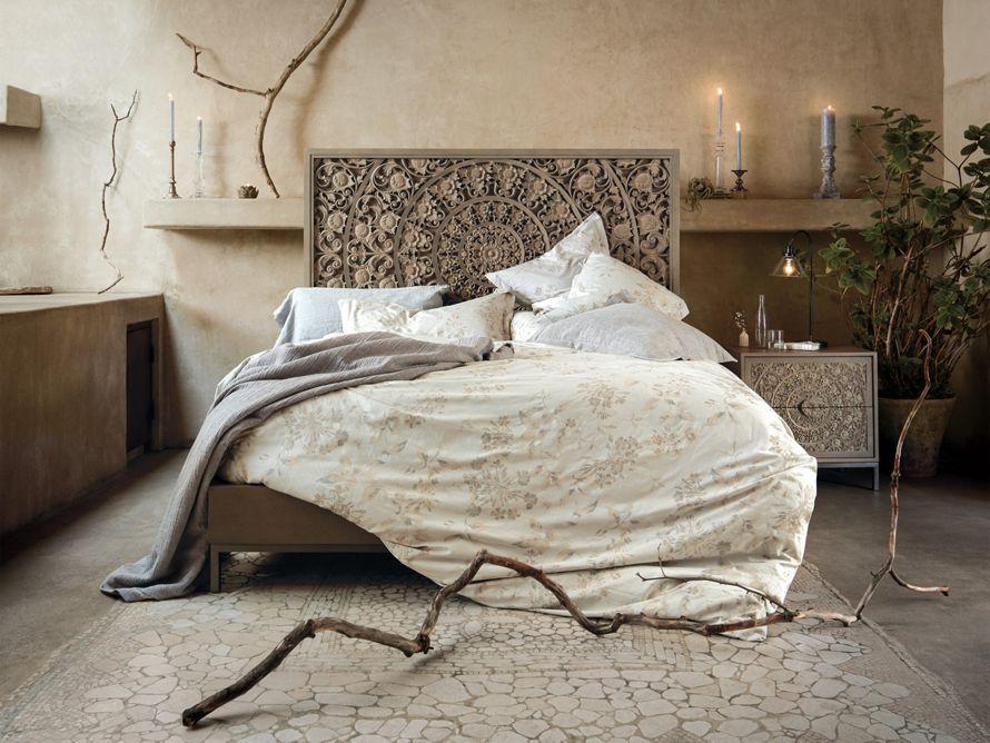 Mandara Bed Arhaus Furniture Modern Boho In 2019 Luxury