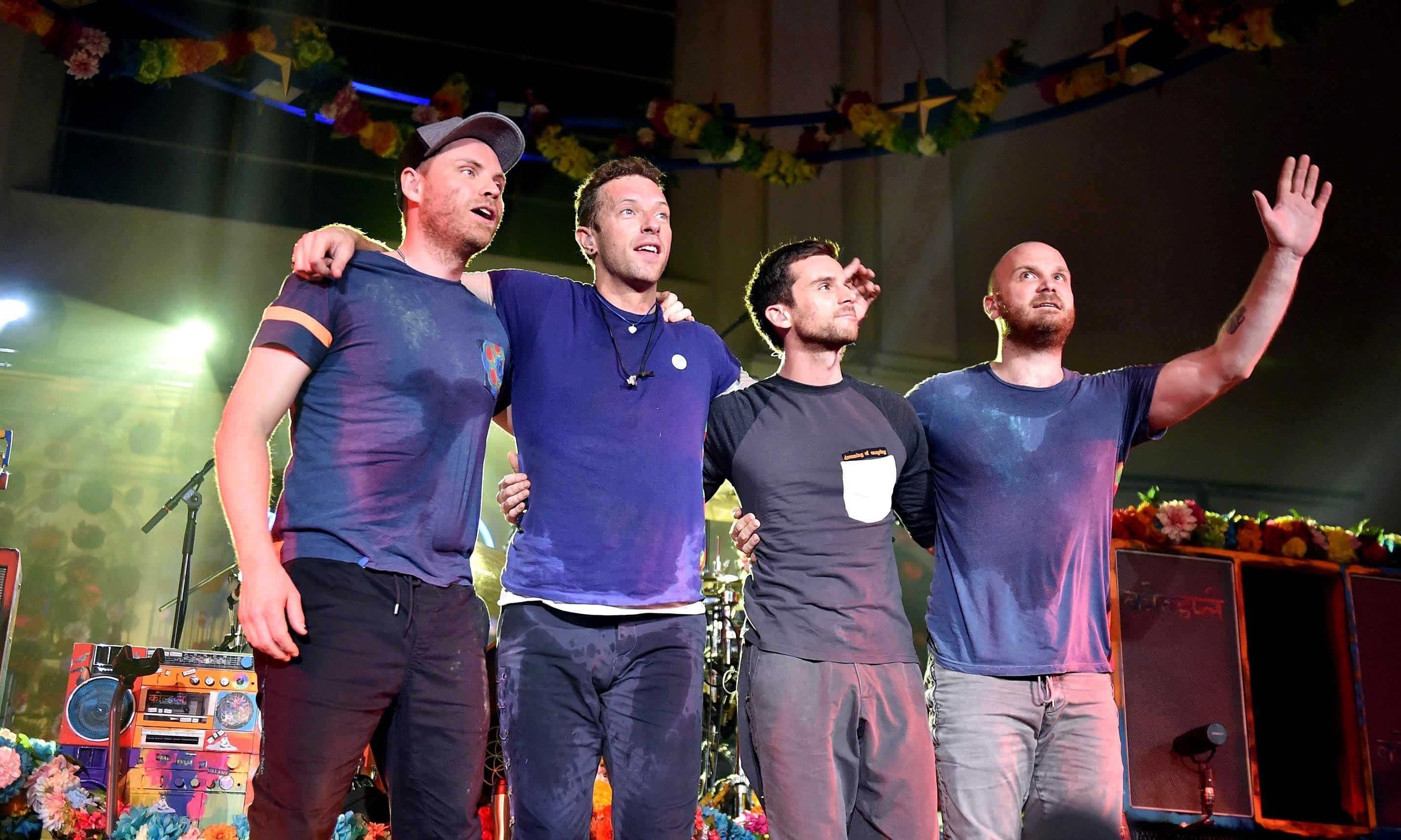 Coldplay: how can something so banal be so powerful?   John Harris