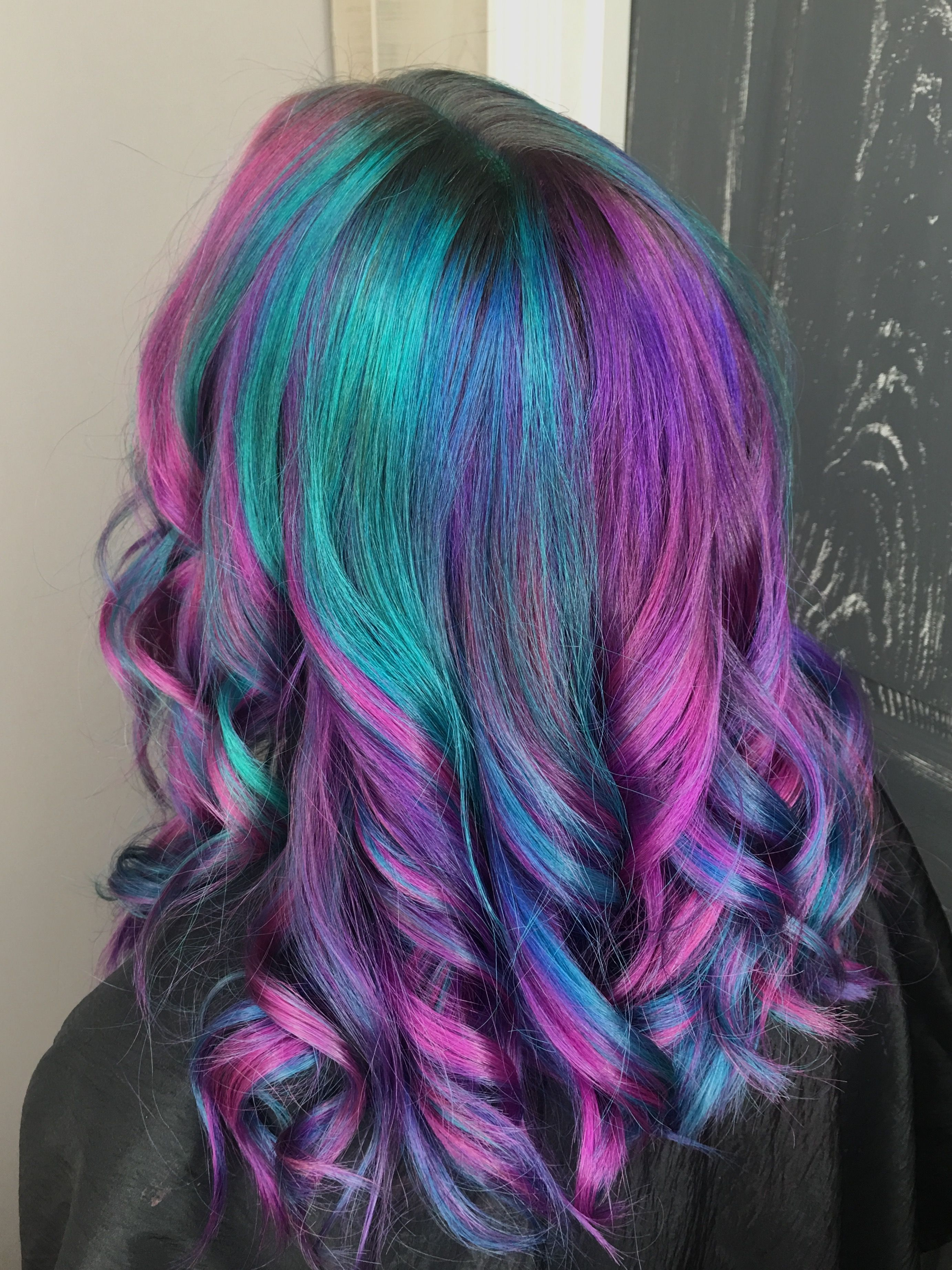 Pulpriot Haircolor Creativecolor Hair Beauty Samanthabeth85
