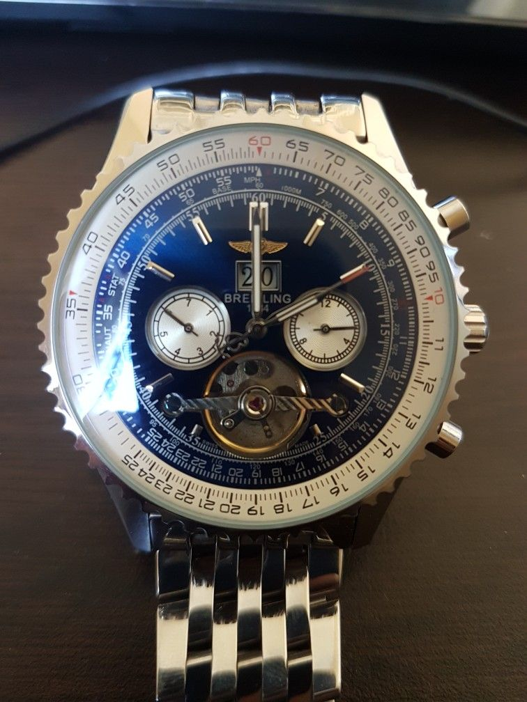 Breitling A24322 3bars My Own Collection Wrist Watches In 2019
