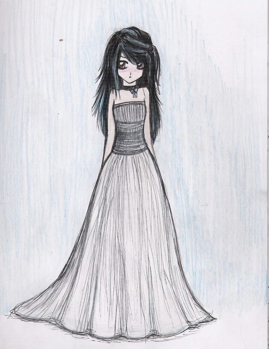 Dresses Prom Tumblr Drawinngd