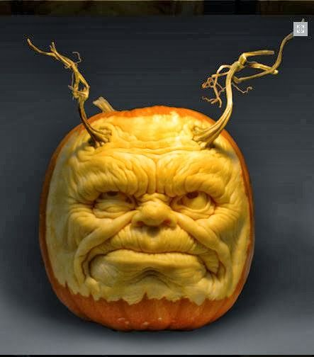 Pumpkin Carving Ray VillafaneAndy Bergholtz Craft As Art - Mind blowing pumpkin carvings by ray villafane 2