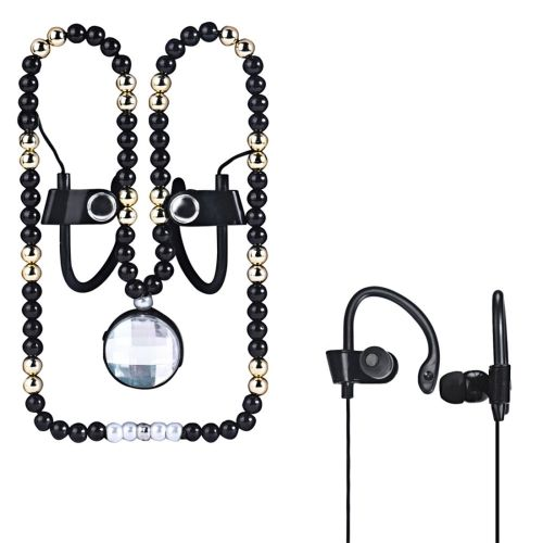 [$14.65] AT-BT57 Wireless Bluetooth Necklace Stereo Headset for iPhone 6 & 6 Plus, iPhone 6S & 6S Plus, Samsung Galaxy S6 / S6 edge / S6 edge+ / Note 5, HTC, Sony