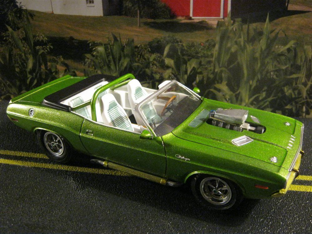 AMT Yankee Challenger - Scale Auto Magazine - For building plastic ...