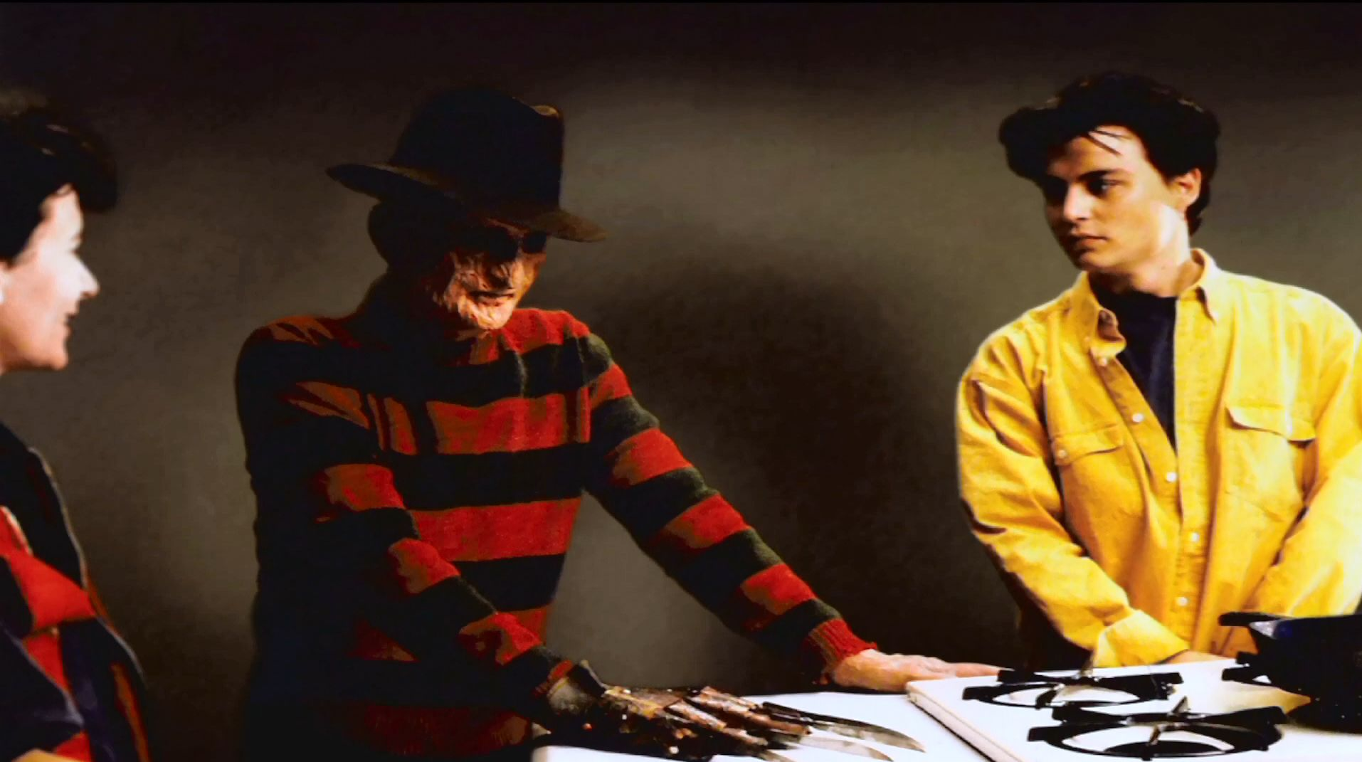Pin By Spoopy Artist On Horror Nightmare On Elm Street A