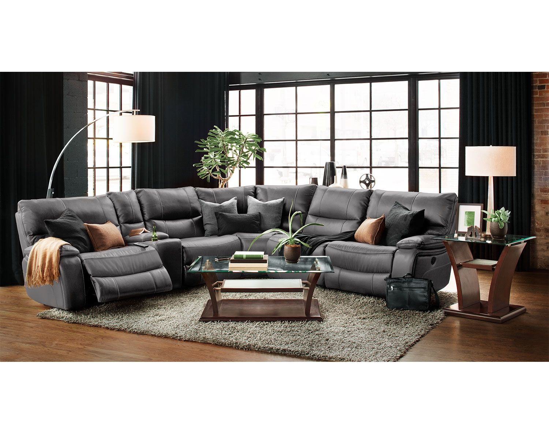 Sofa Slipcovers The Orlando Collection Gray
