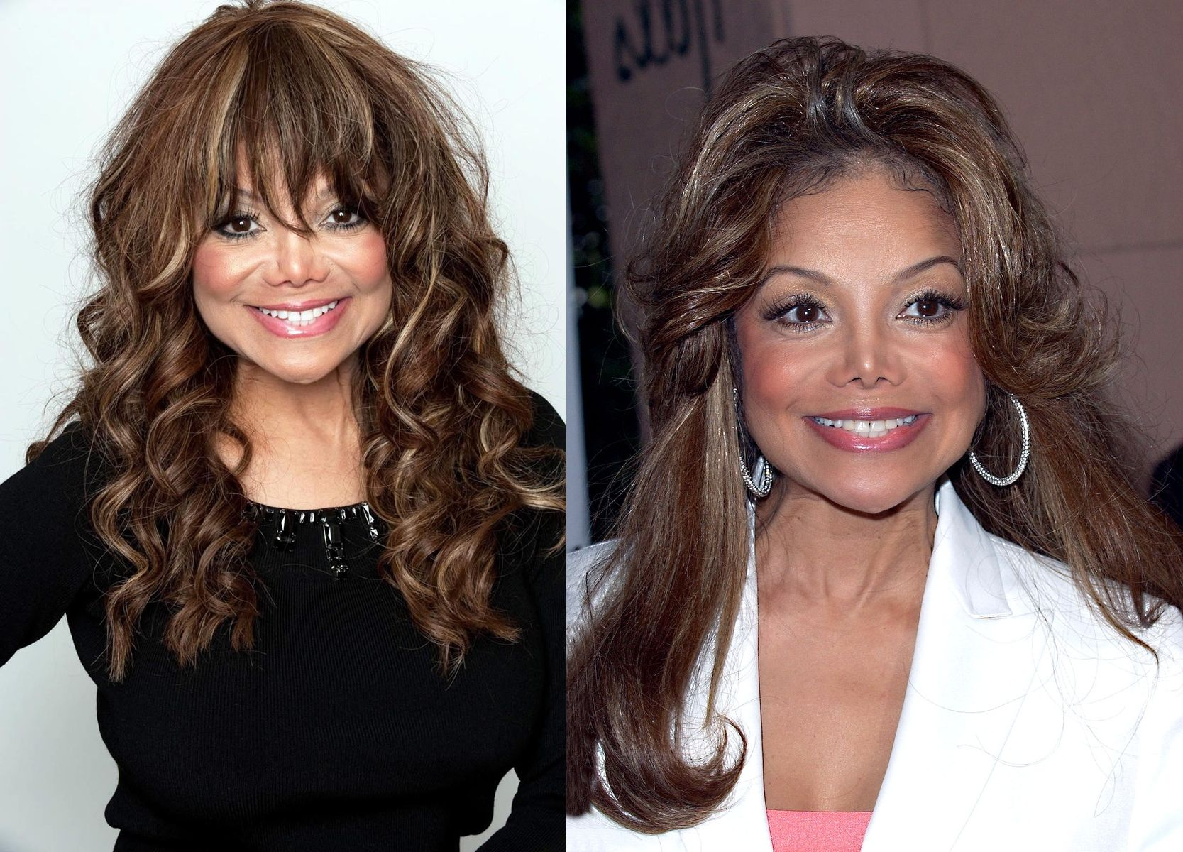 la toya jackson plastic surgery gone wrong before and after photos