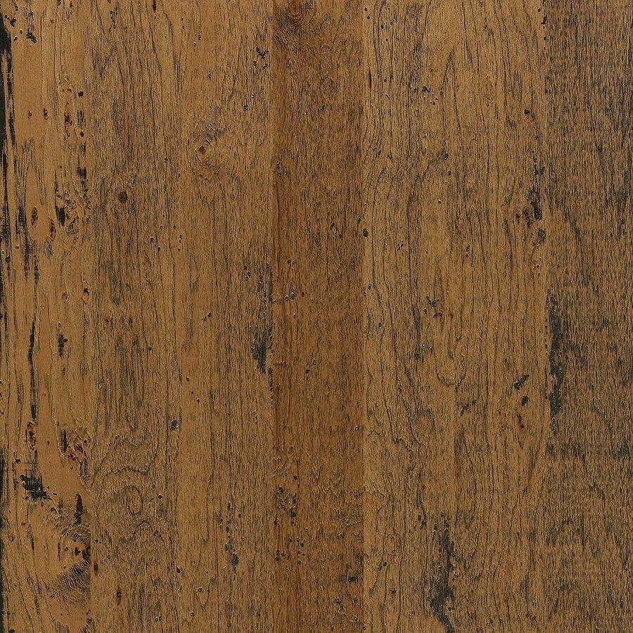 Shop Shaw Appalachian Hickory 5-in W Prefinished Hickory Engineered  Hardwood Flooring (Shenandoah) - Shop Shaw Appalachian Hickory 5-in W Prefinished Hickory