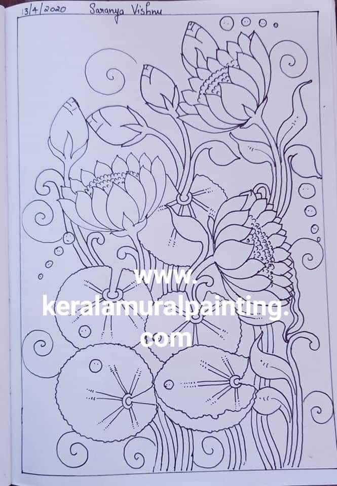 Pin by Deborah Debord on pencil drawings in 2020   Kerala ...