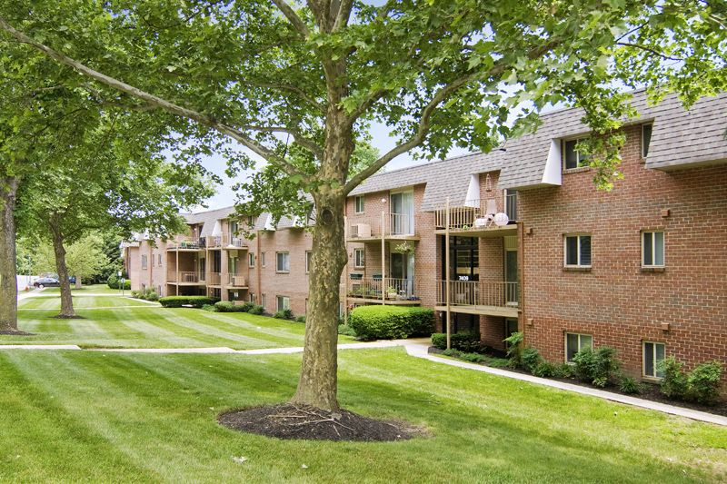 Sykesville apartments manor apartments townhouse