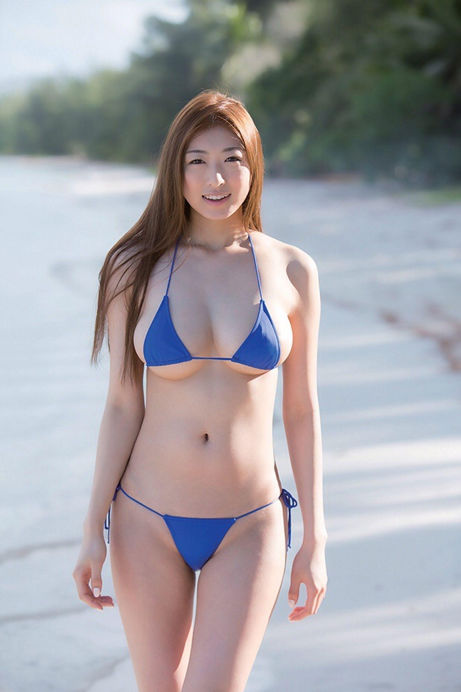 Aura Asian Micro Bikini - Hardcore Picture-4544