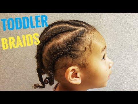 kidscornrows mixedkid mixed race toddler braidsboy