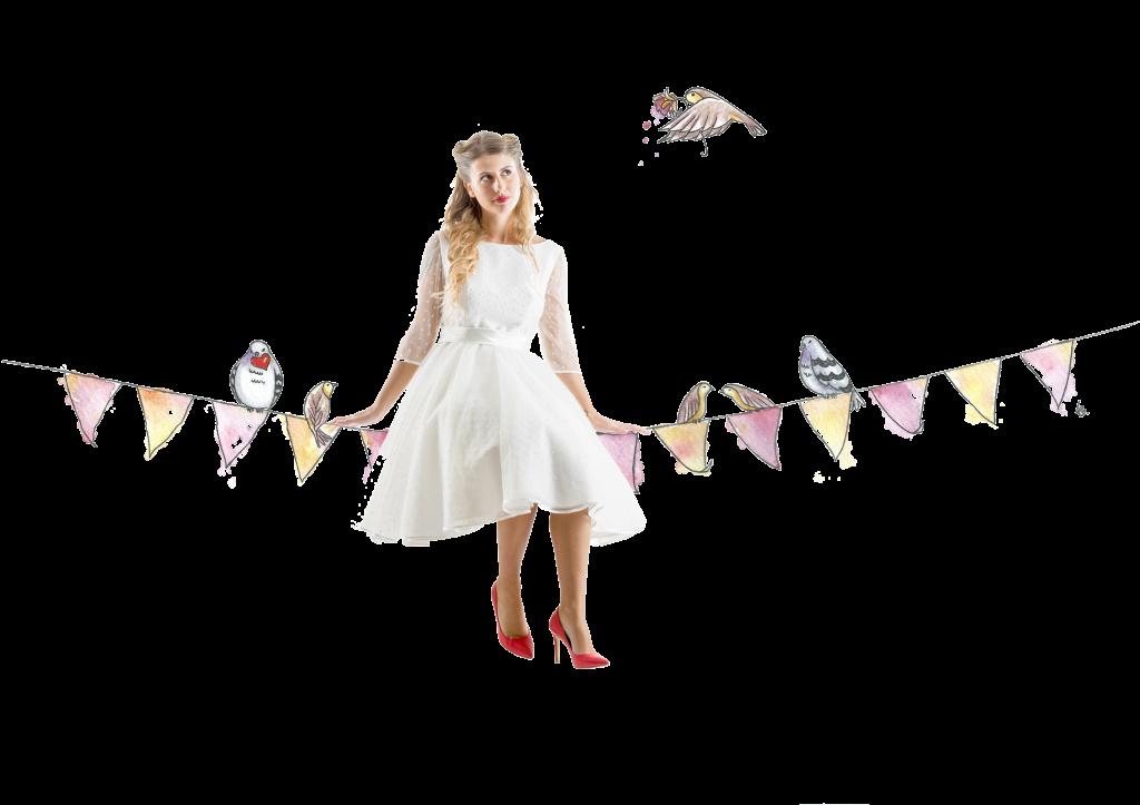 Nadia Manzato Wedding Couture | Per spose non-convenzionali