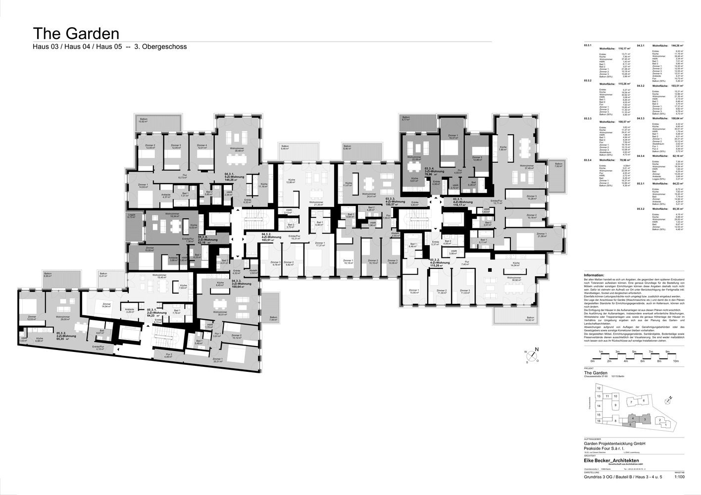 Eike Becker Architekten Gallery Of The Garden / Eike Becker Architekten - 21 | House Layout Plans, Floor Plans, Floor Plan Layout
