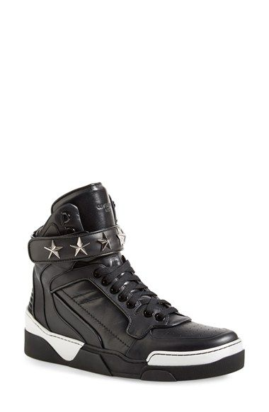 Givenchy 'Tyson' High Top Sneaker (Men) (Nordstrom Exclusive