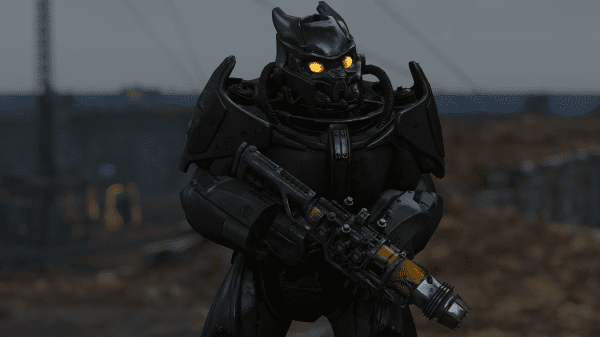 All Ghillied Up at Fallout 4 Nexus - Mods and community
