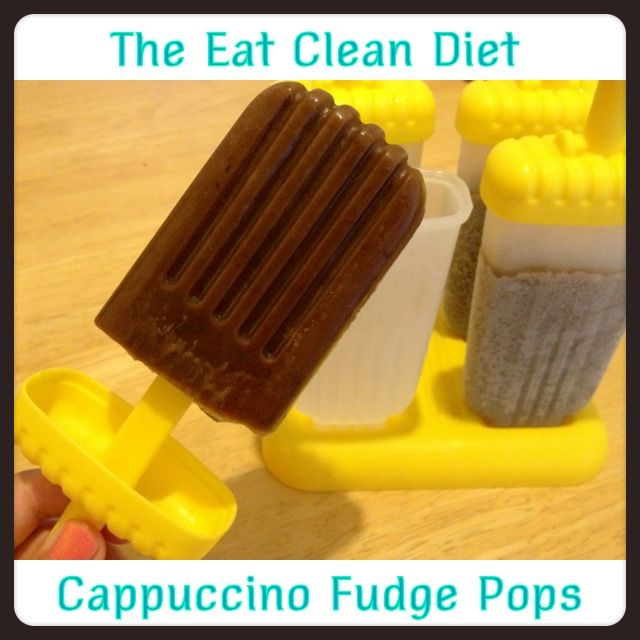 fudge pops with the athletarian!