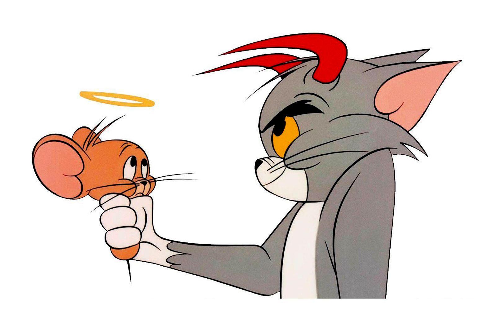 Cartoon Cartoon wallpaper desktop tom and jerry free