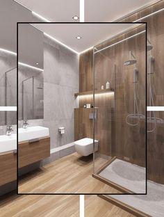Photo of Toilettendekor Ideen | Klarglas Badzubehör | Gästebad Dekor – Mar …