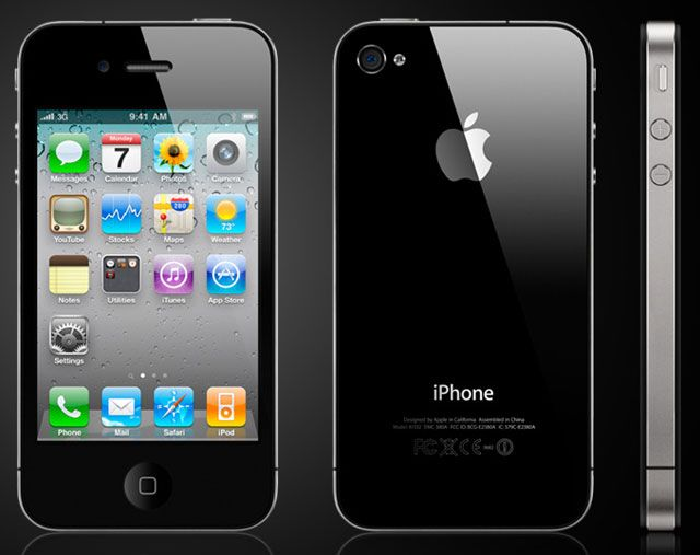 iPhone 4. I may or may no be addicted to my phone. Apple