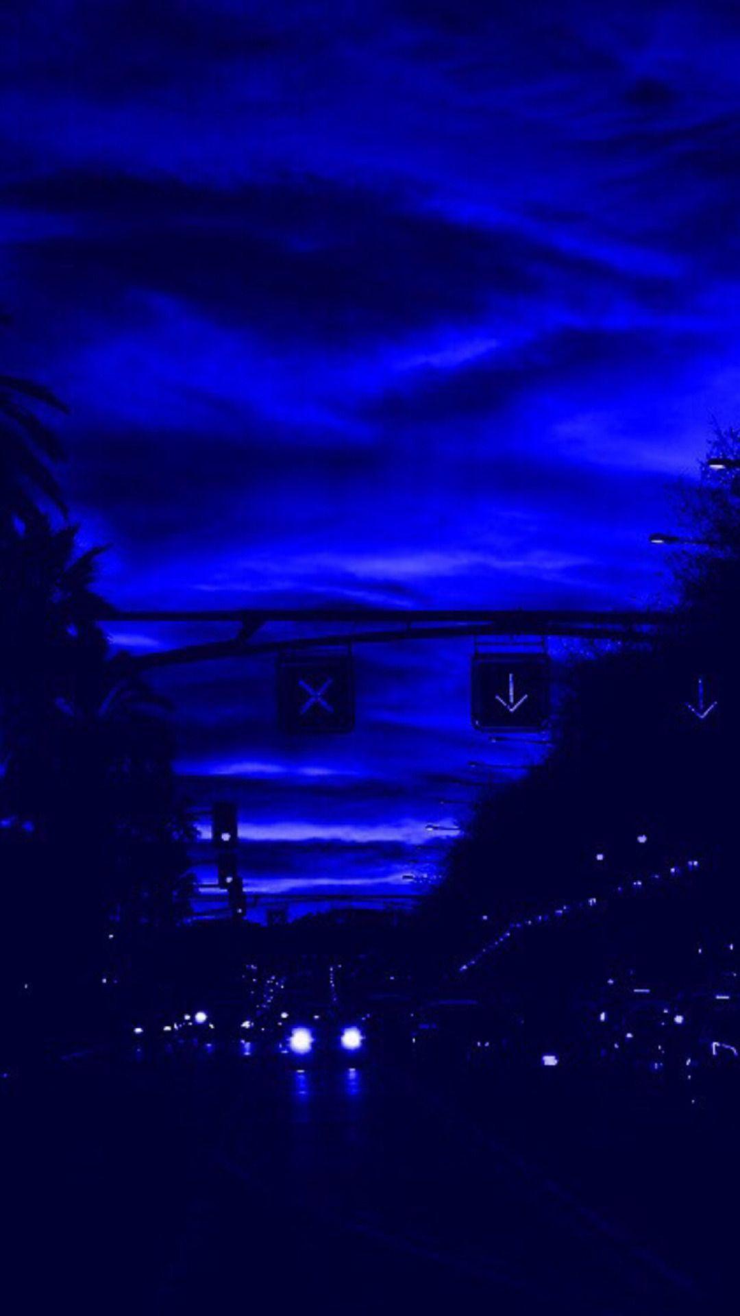 Lock Screens Dark Blue Wallpaper Blue Aesthetic Dark Blue Aesthetic