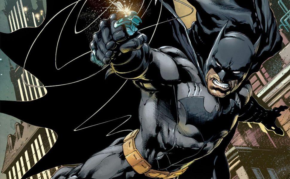 Jim Lee Batman New 52 HD Wallpaper