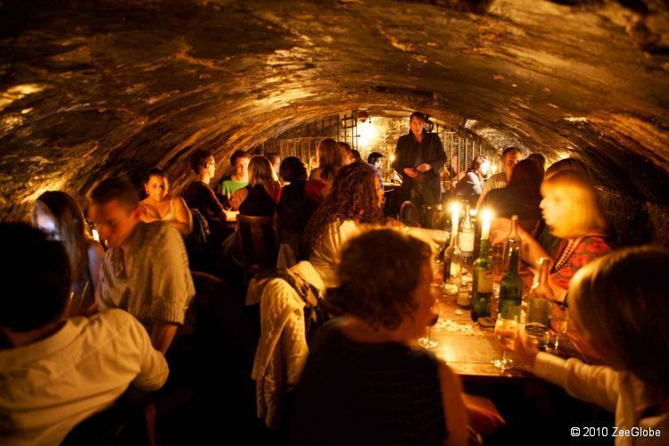 Maz says it best: Gordon's Wine Bar. Prime location inside ...