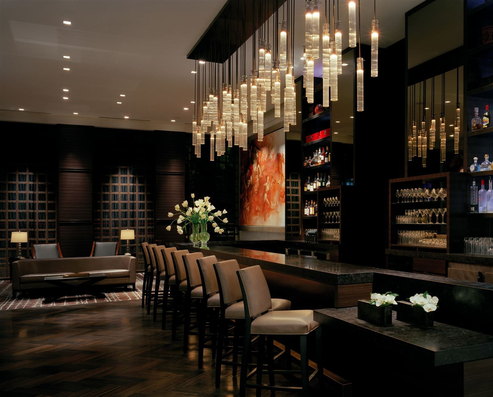 St regis hotel san francisco united states of america Restaurant lighting ideas