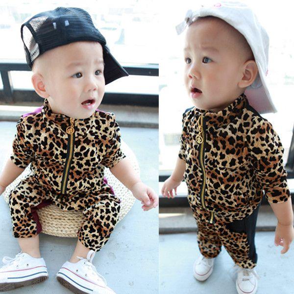 Leopard Baby Stuff