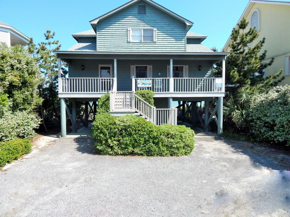 Pier View Cottage PIERVIEW • Surfside Realty Company