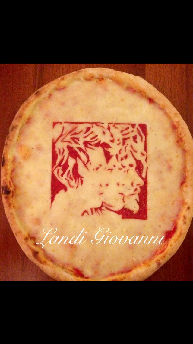 Giovanni Landi of Naples, Italy | Pizza art, Great pizza, Food