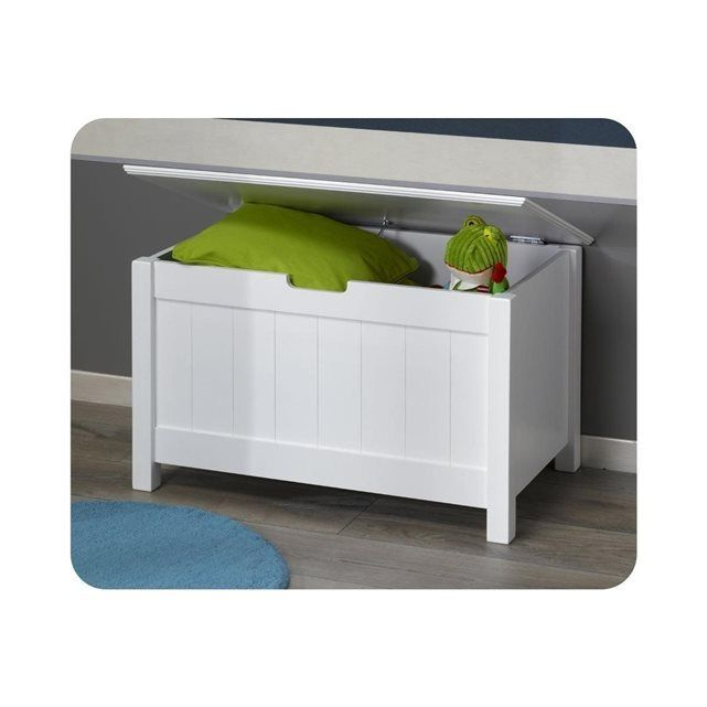 coffre de rangement swam blanc ma chambre d 39 enfant entree pinterest. Black Bedroom Furniture Sets. Home Design Ideas