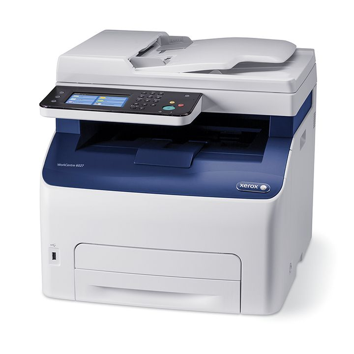 Xerox Workcentre 6027 Multifunction Printer Wireless Printer