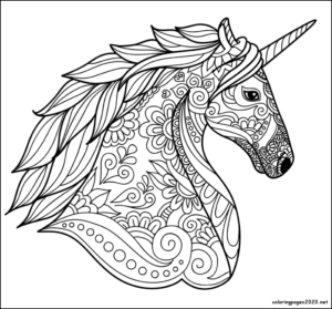 12 Best Unicorn Coloring Pages Printable My Coloring Pages Unicorn Coloring Pages Horse Coloring Pages Coloring Pages